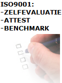 ISO 9001 EVALUATION AND BECHMARK
